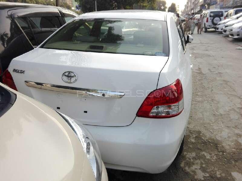 Toyota Belta X 1.0 2012 Image-7