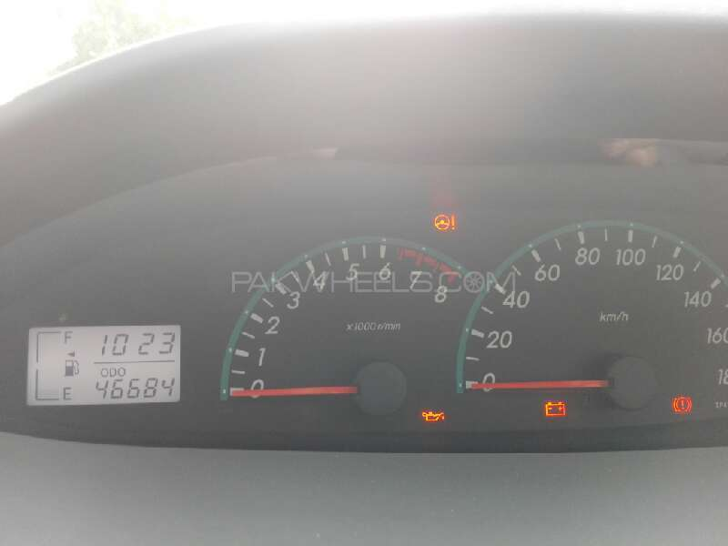 Toyota Belta X 1.0 2012 Image-8