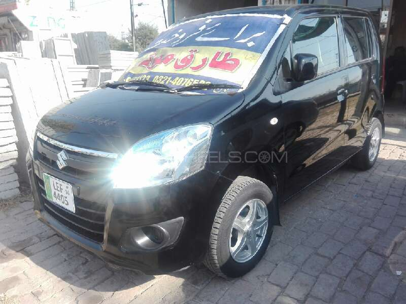 suzuki wagon r vxl 2014 for sale in lahore pakwheels. Black Bedroom Furniture Sets. Home Design Ideas