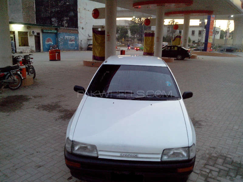 Daihatsu Charade CX 1990 Image-1