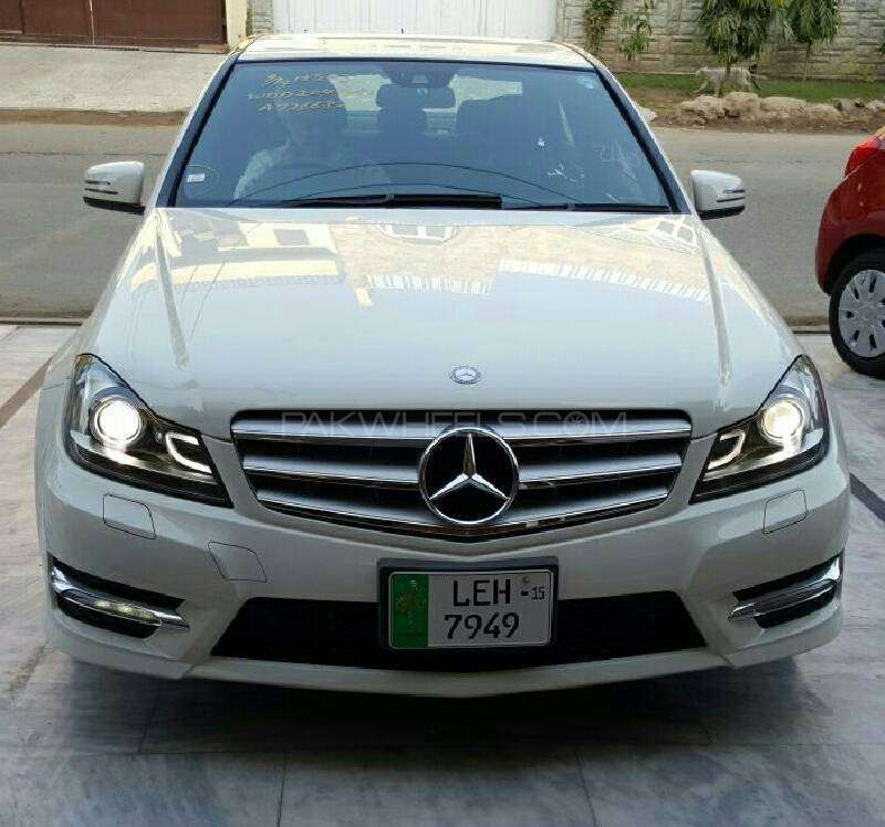 Mercedes Benz C Class C200 2012 For Sale In Lahore