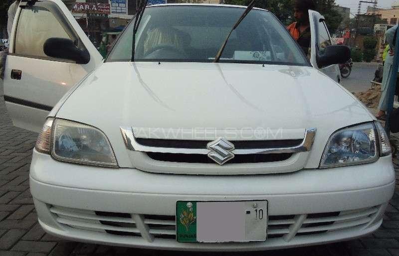 Suzuki Cultus VXRi 2010 Image-2