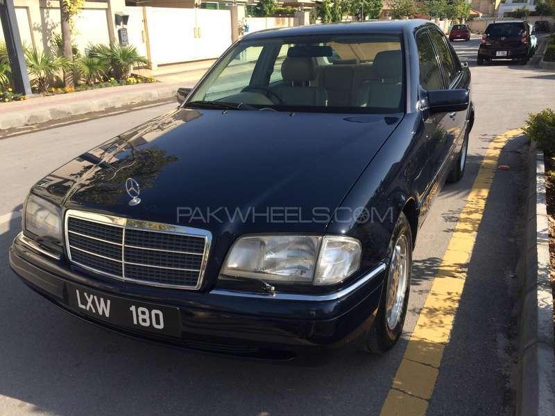 Mercedes Benz C Class C180 1994 Image-1
