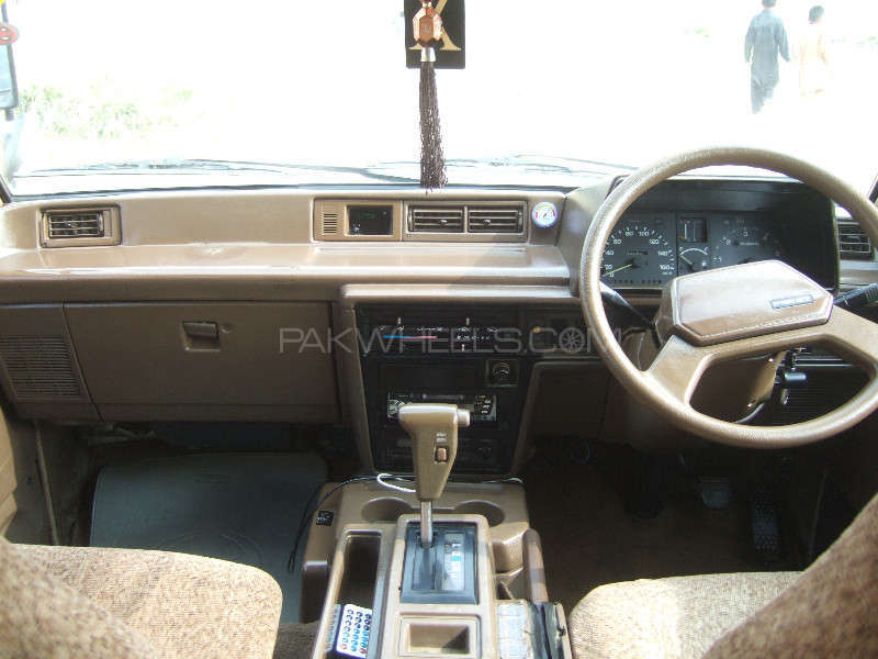 Toyota Town Ace 1986 Image-9