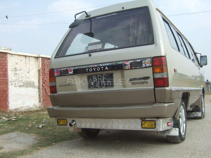 Toyota Town Ace 1986 Image-7