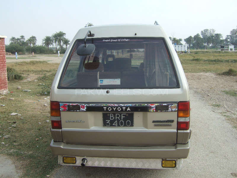 Toyota Town Ace 1986 Image-6