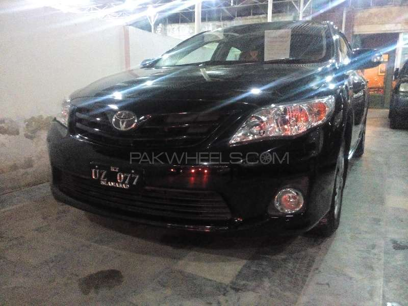 Toyota Corolla GLi 1.3 2012 Image-1