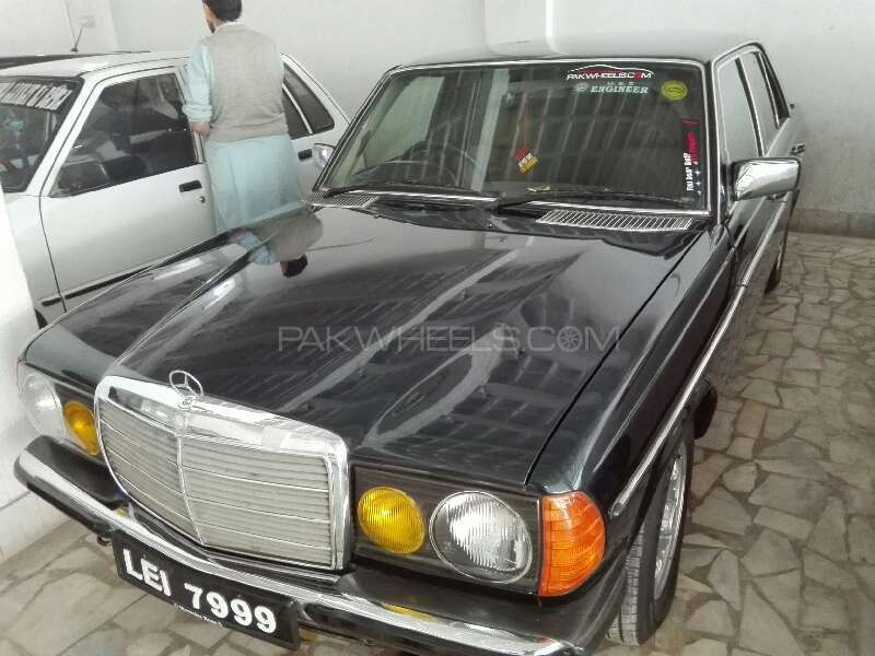 Mercedes Benz Other 1980 Image-3