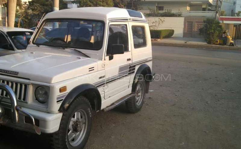 Suzuki Potohar Basegrade 1990 Image-3