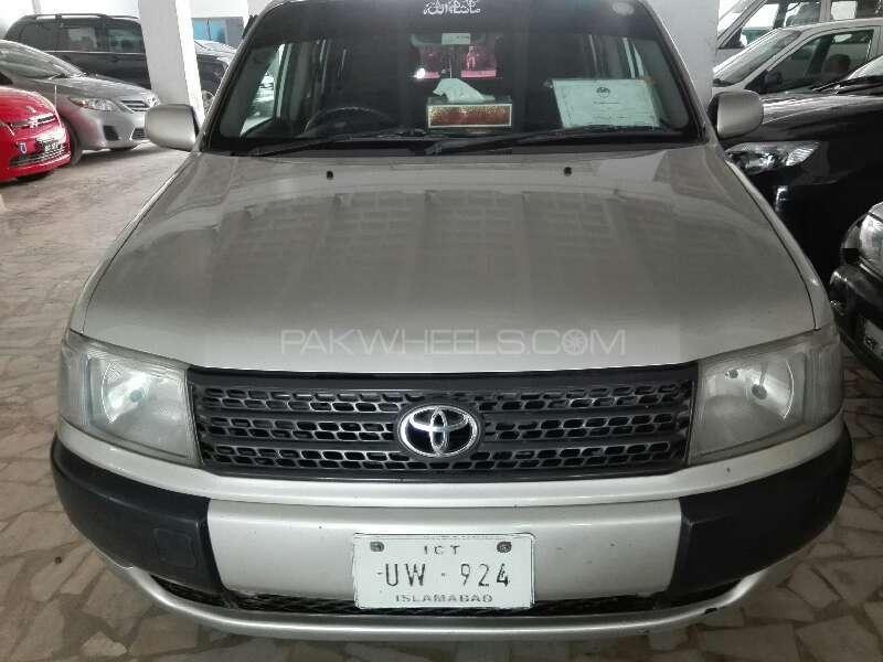 Toyota Probox F 2007 Image-1