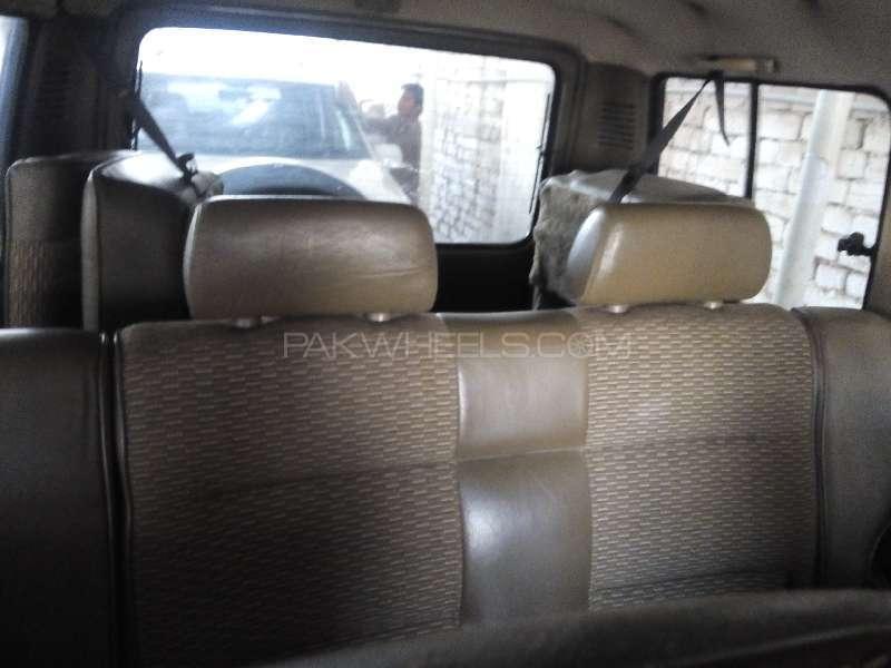 Mitsubishi Pajero Exceed 2.4 1998 Image-3