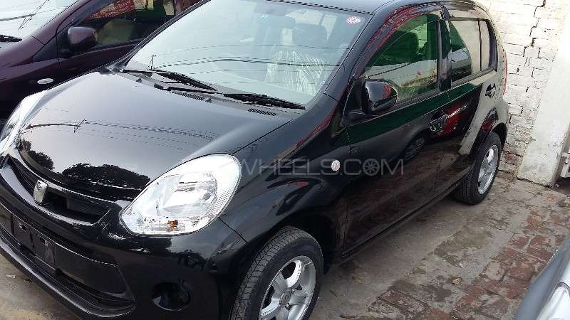 Toyota Passo X V Package 2015 Image-3