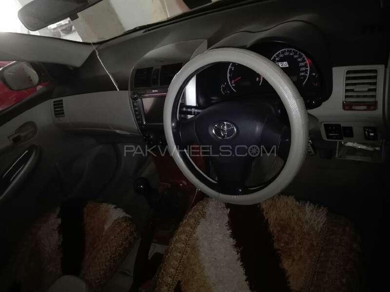 Toyota Corolla XLi 2012 Image-3
