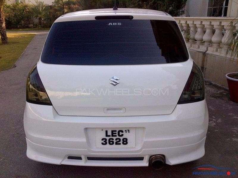 Suzuki Swift 2008 to 2013 Body Kit At Very reasonable Price Image-1
