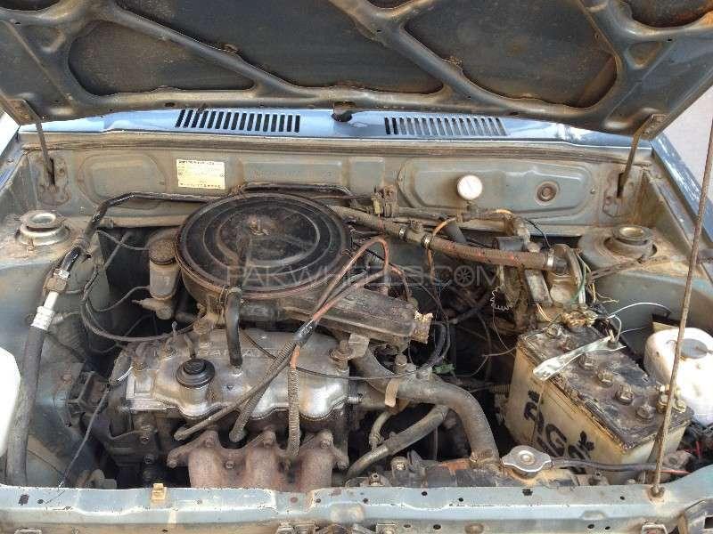 Daihatsu Charade CX 1984 Image-6