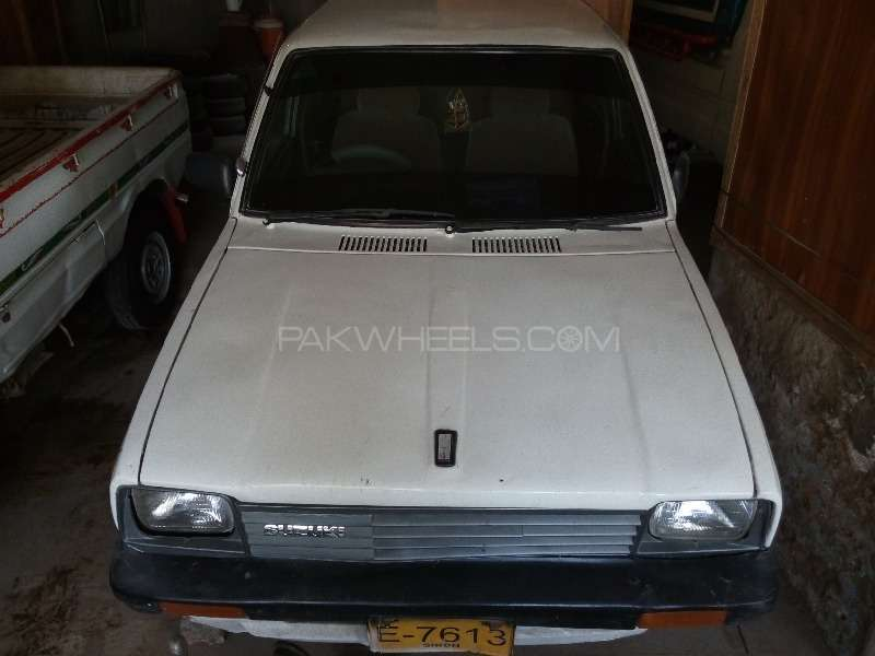 Suzuki FX 1983 Image-1