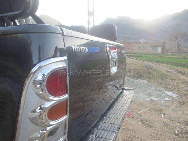 Toyota Hilux Vigo G 2005 Image-5