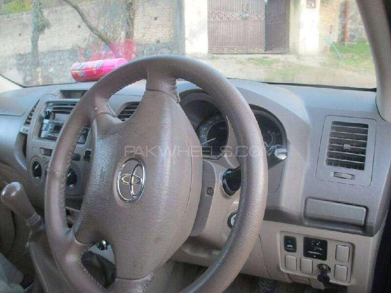 Toyota Hilux Vigo G 2005 Image-6