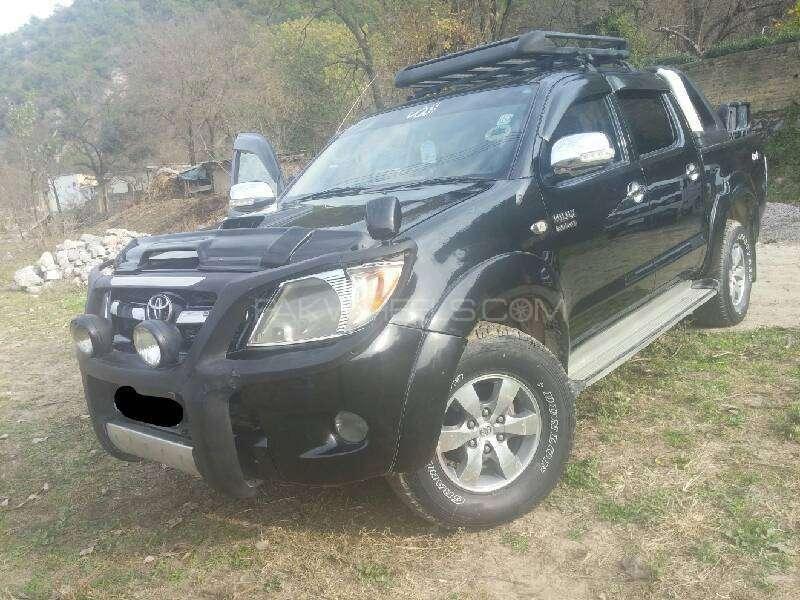 Toyota Hilux Vigo G 2005 Image-8