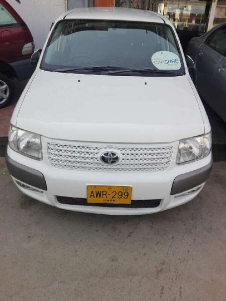 Toyota Succeed TX 2007 Image-1