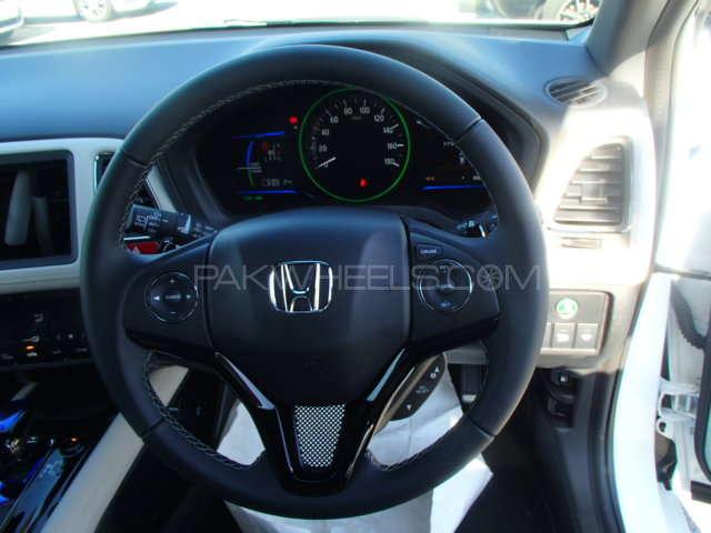 Honda Vezel 2015 Image-5