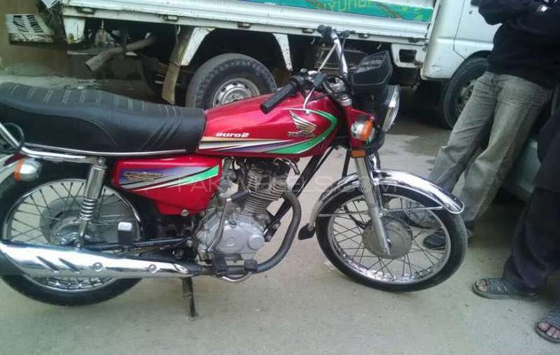 Honda 125 for sale in karachi 2019 olx