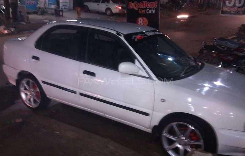 Suzuki Baleno 1998 For Sale In Sargodha