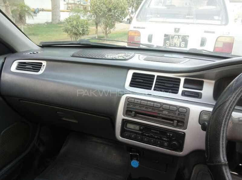 Honda Civic EXi Automatic 1993 Image-3