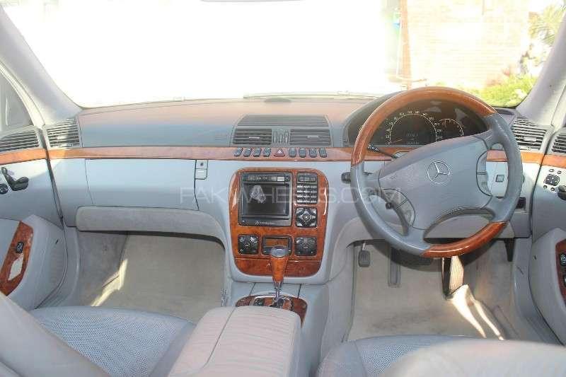 Mercedes Benz S Class S 320 2000 Image-5