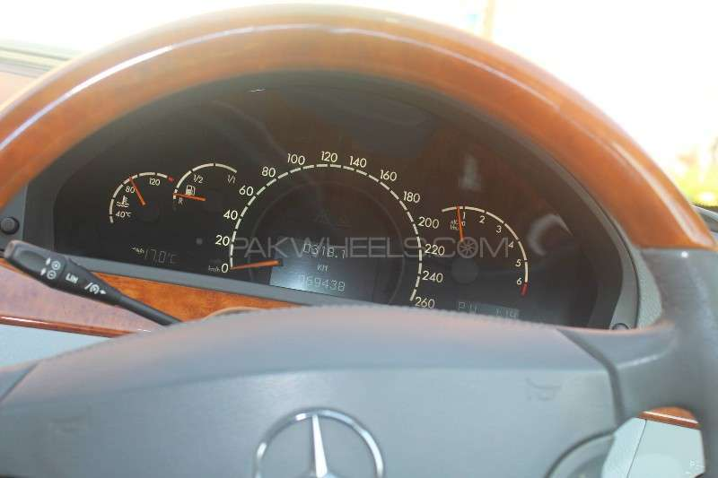 Mercedes Benz S Class S 320 2000 Image-6