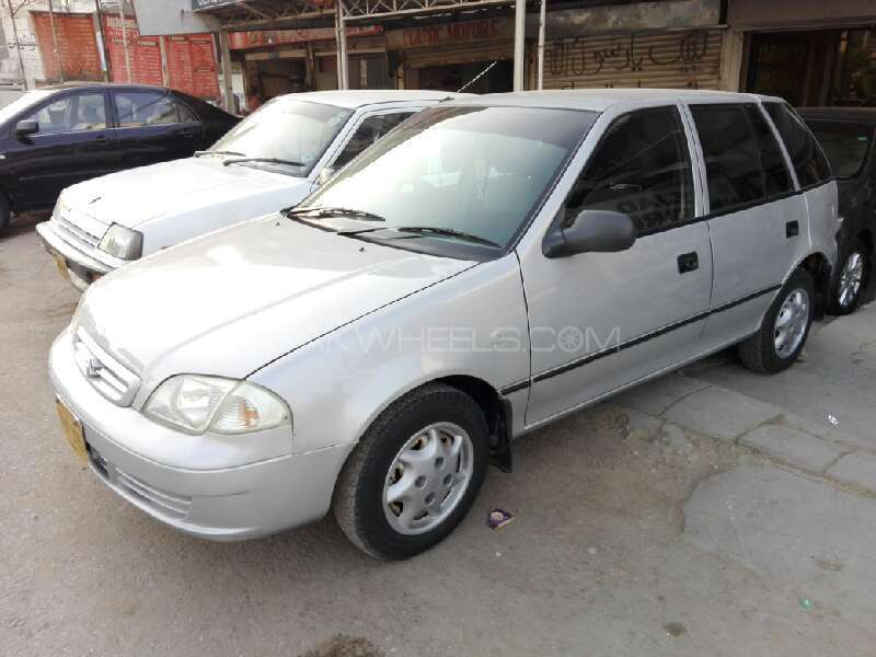 Suzuki Cultus VXL (CNG) 2006 Image-2