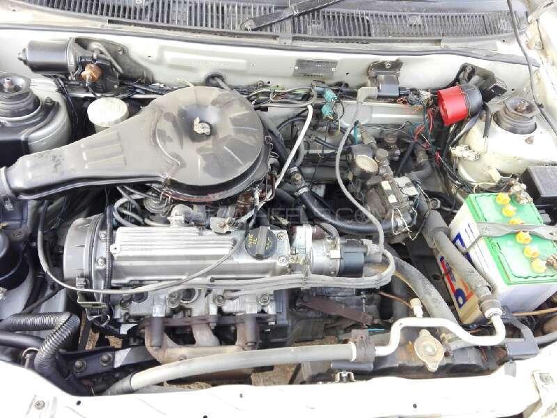 Suzuki Cultus VXL (CNG) 2006 Image-7