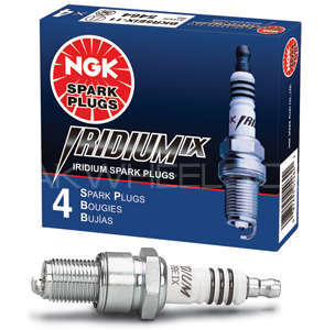 100% Original NGK IRIDIUM IX spark plugs (Japan) Image-1
