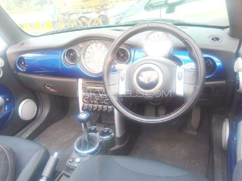 MINI Cooper Convertible 2007 Image-3