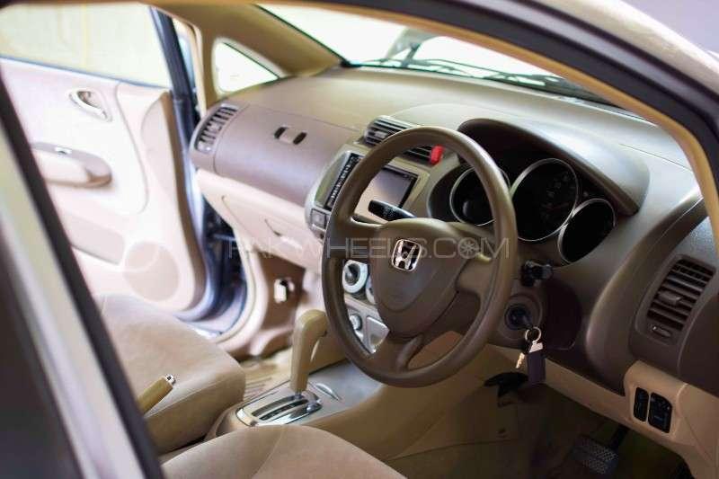 Honda Fit Aria 1.5A 2007 Image-8