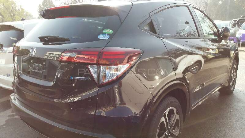 Honda Vezel 2015 Image-4