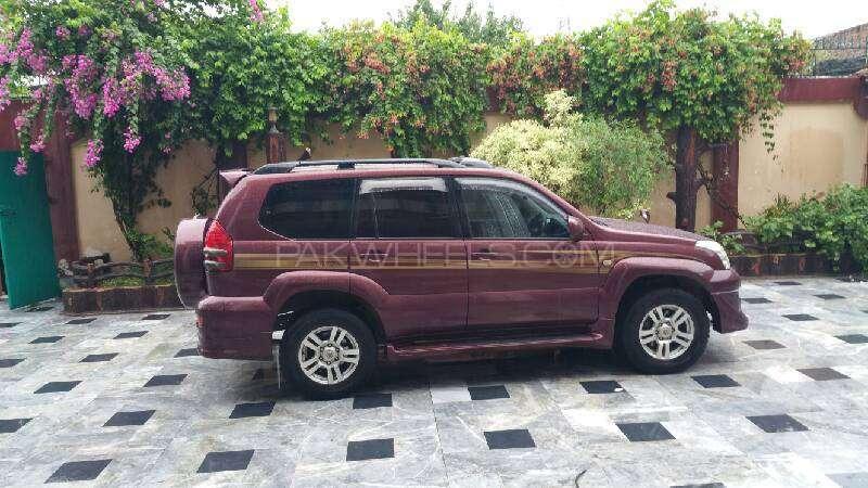Toyota Prado 2003 Image-3