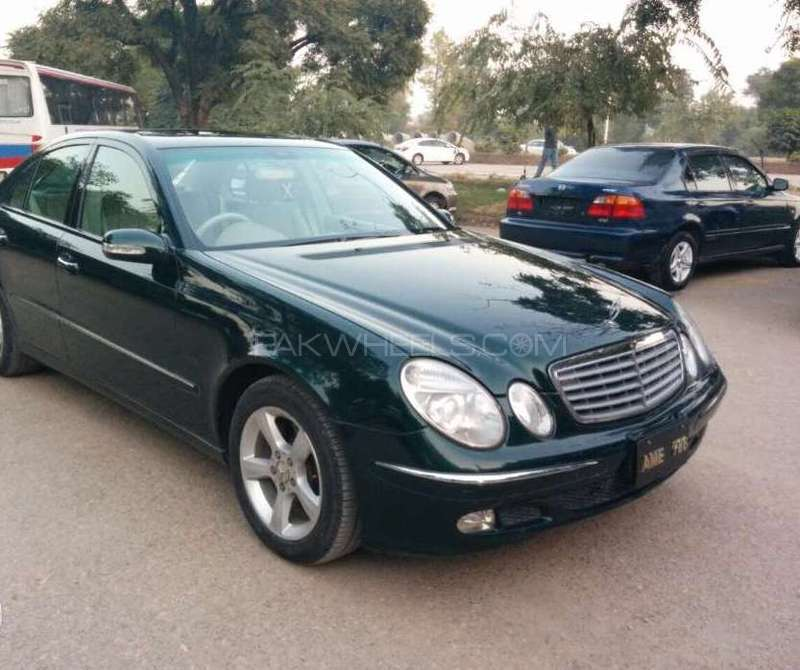 mercedes benz e class e240 2004 for sale in lahore pakwheels