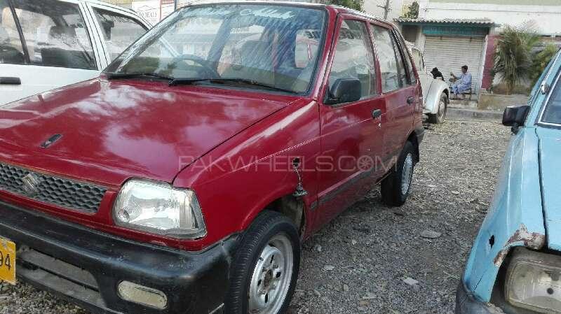 Suzuki Mehran VX 1998 Image-2