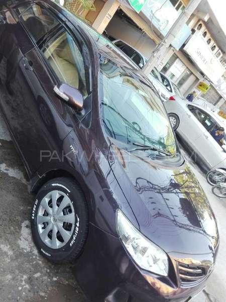 Toyota Corolla GLi 1.3 2012 Image-2