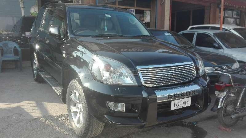 Toyota Prado 2007 Image-3