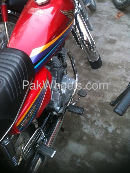 Honda CG 125 2011 Image-4