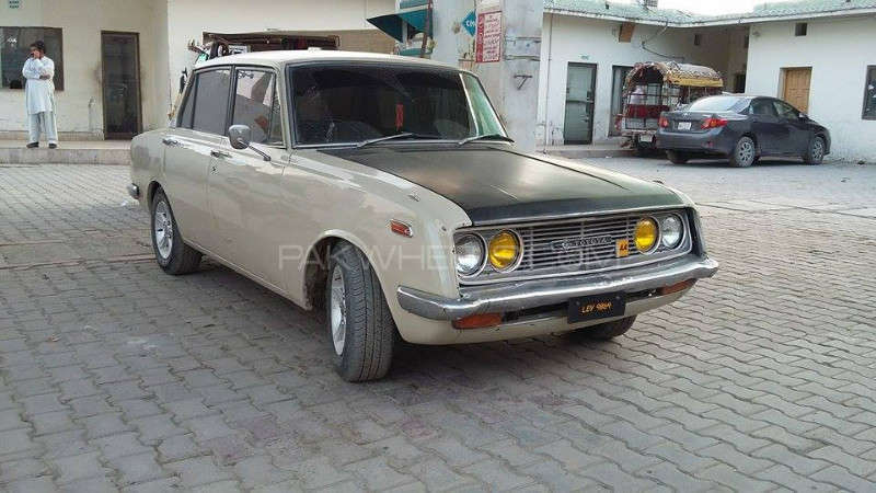 toyota corona mark 1 1968 for sale in peshawar pakwheels. Black Bedroom Furniture Sets. Home Design Ideas