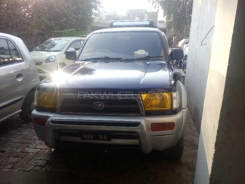 Toyota Surf SSR-X 3.0D 1996 Image-1