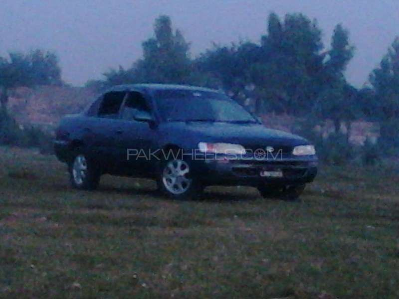 Toyota Corolla XE 2002 Image-7