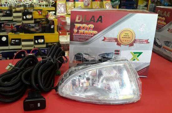 Honda Civic Cf4 2005 Foglamp Image-1