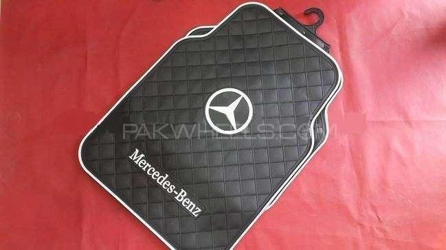 Mercedes Car Floor Mats Image-1