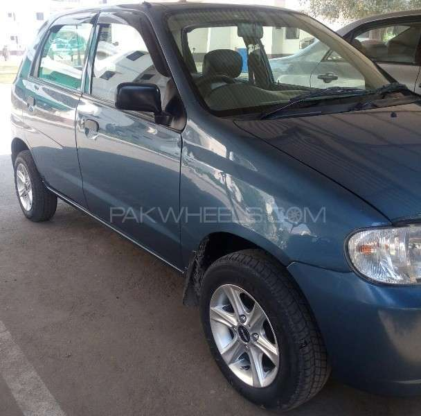 Suzuki Alto VXR (CNG) 2008 Image-4