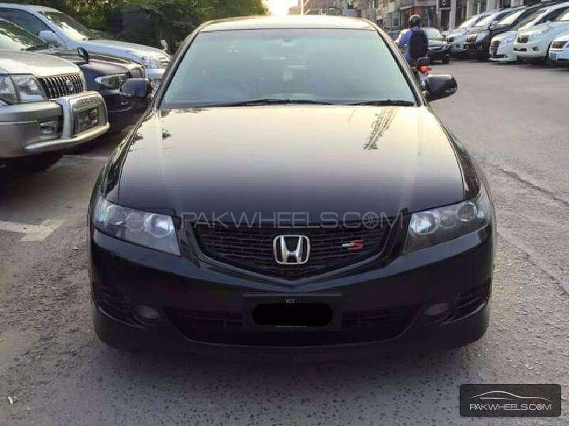 Honda Accord CL9 2006 Image-8