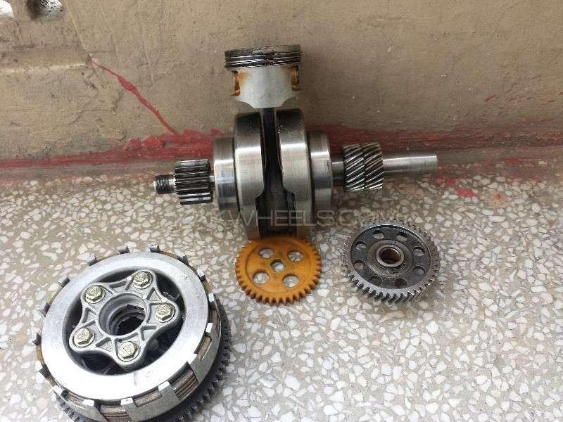 ravi piaggio 125 engine spare parts for sale for sale in lahore